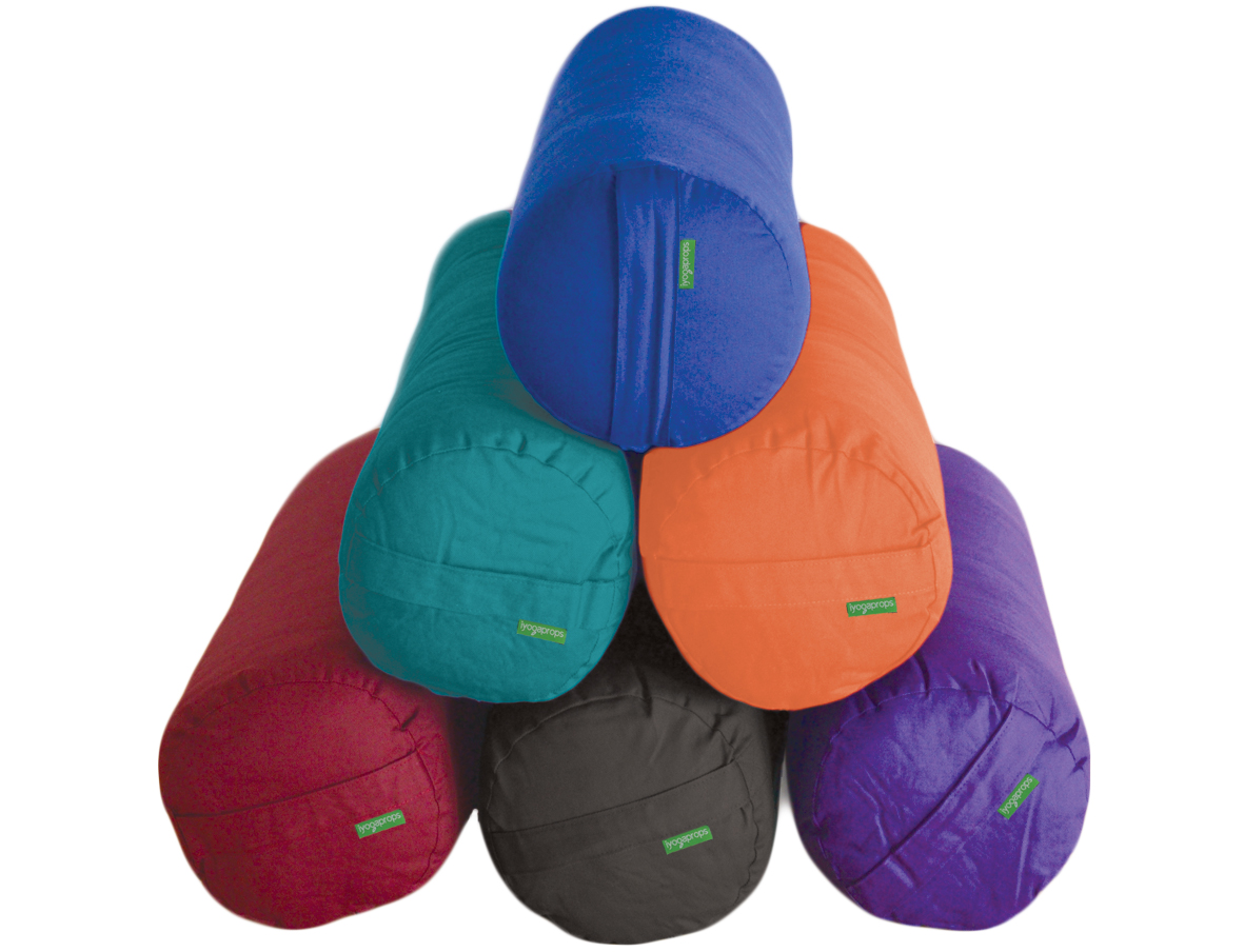 Yoga Bolsters & Cushions