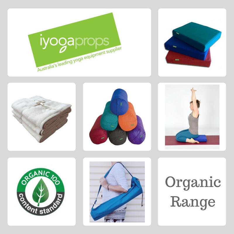 Organic Yoga Props