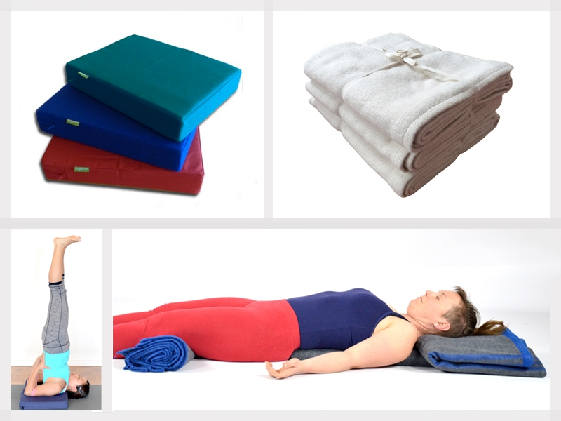 Yoga Bolsters & Soft Support Wholesale