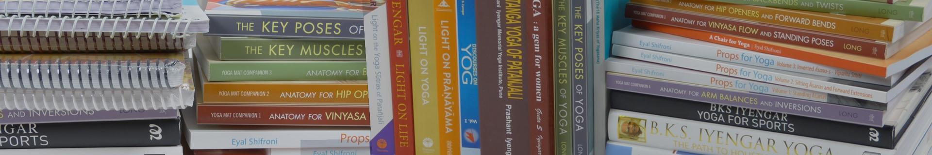 Iyengar Institute Books