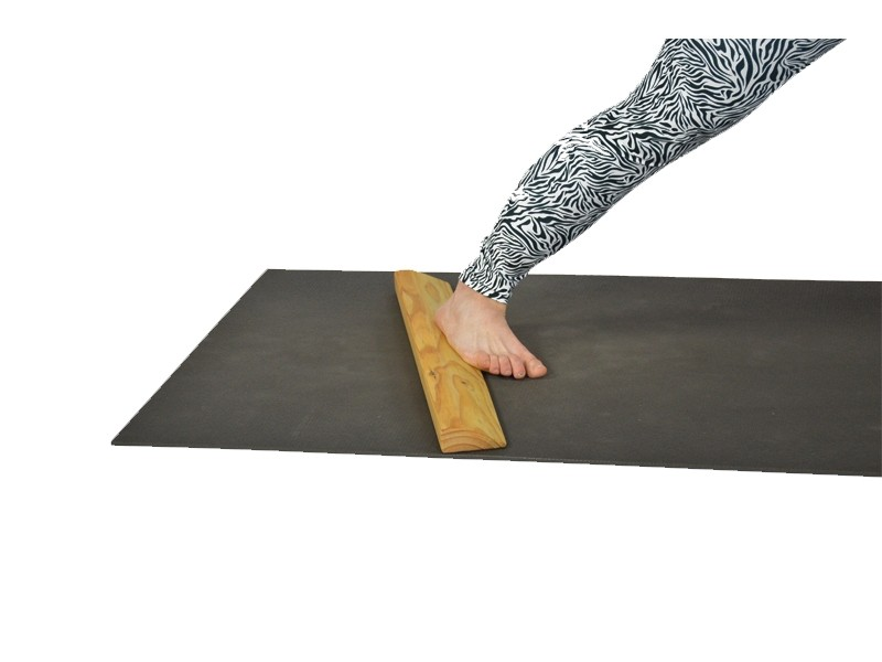 Wooden slanting plank blocks belts yoga products for Plank blocks