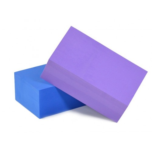 Yoga  Block - High Density Foam - Standard Size