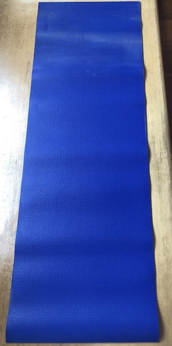 Blue Studio Mat 6mm - Seconds and Samples Sale