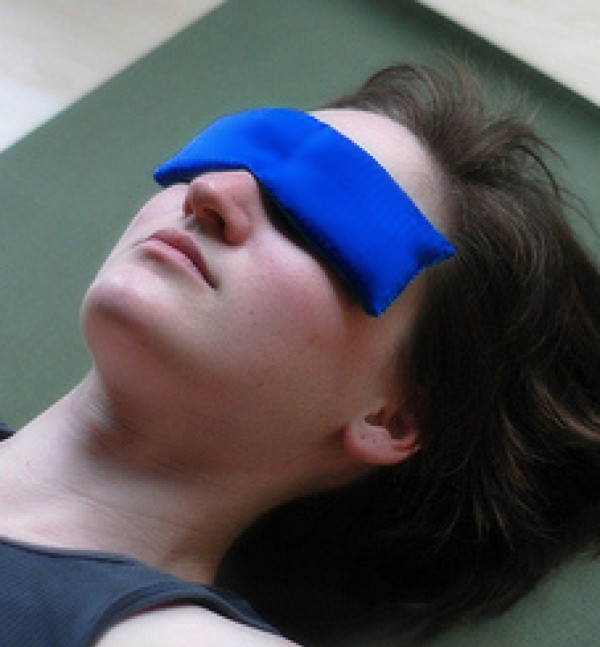 Eye Pillow - Royal Blue