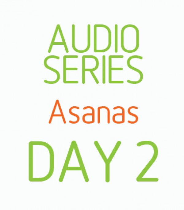 Home Practice Audio Series Part 2 Twisting Asanas