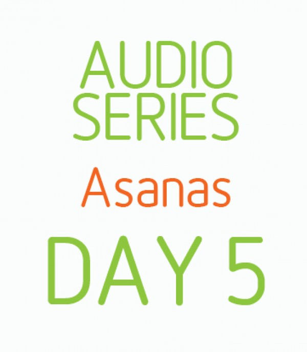 Home Practice Audio Series day 5 Balance Asanas