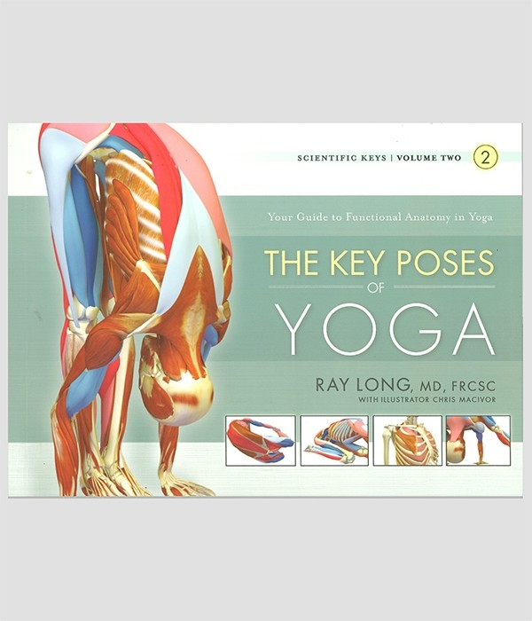 The Key Poses of Yoga Front