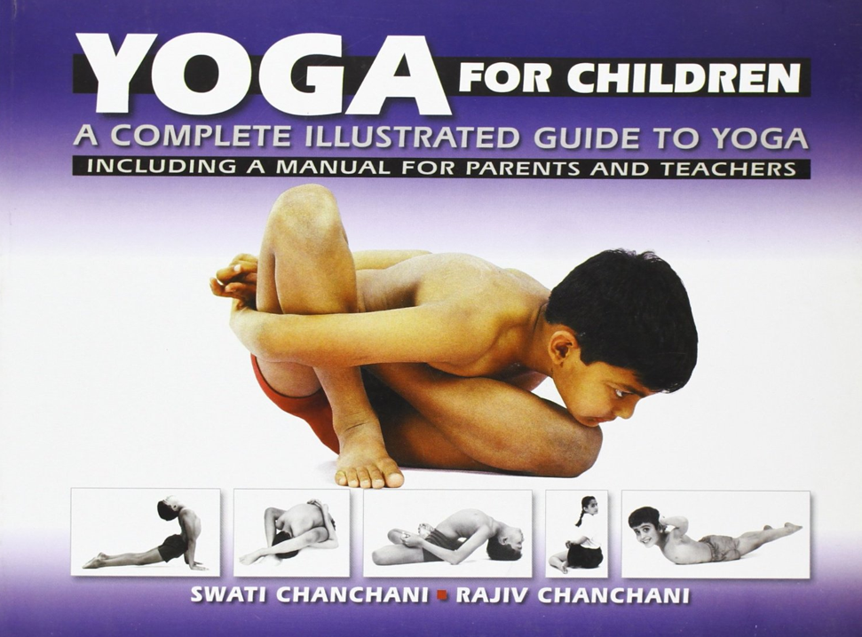 Yoga for Children | Children Yoga Books