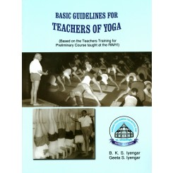 basic guidelines for teachers of yoga