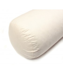 Small Organic Yoga Bolster- Inner only