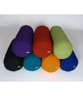 Organic Cotton Yoga Bolster - Large with Çover- OUT OF STOCK UNTIL MID MAY