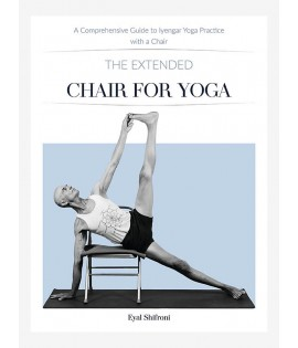The Extended Chair for Yoga - Book