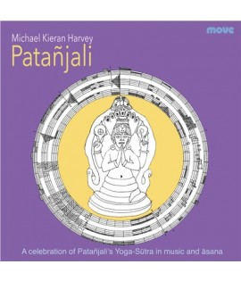 Patanjali - A celebration in music and asana DVD & CD