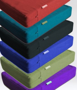 iYoga Cushion - for shoulder stand & meditation **OUT OF STOCK UNTIL MID SEPTEMBER** Buy now for 10% disccount