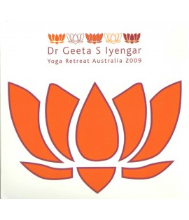 Yoga Retreat Australia 2009 DVD - with Geeta Iyengar