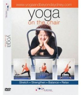 Yoga on the Chair with Gigi Neophytou