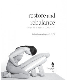 Restore & Rebalance - yoga for deep relaxation
