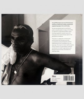 Guruji BKS Iyengar and his institute in the '70s Front cover