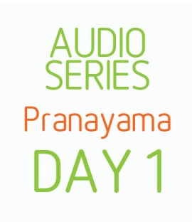 Five Day Pranayama Series- Day 1