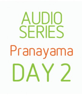 Five Day Pranayama Series- Day 2