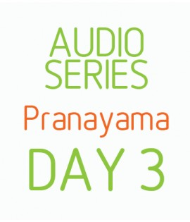 Five Day Pranayama Series- Day 3