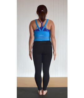 iYogaprops Full Length Yoga Pants front