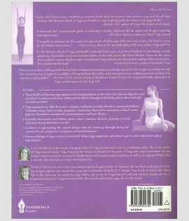 Woman's Book of Yoga & Health Front Cover