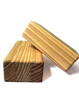 Yoga Block - Wood