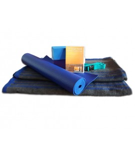 Deluxe Yoga Kit with DVD - 7 items