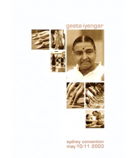 Geeta Iyengar Sydney Convention 2003 Book