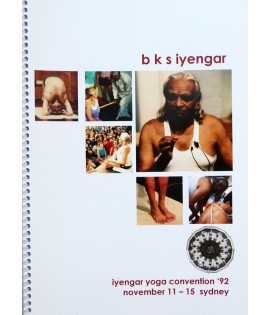 BKS Iyengar Sydney Convention 1992
