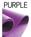 Easy grip yoga mat purple iyogaprops