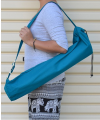 Yoga mat & mat bag kit