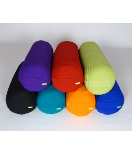 Eco Bolsters - 100% Recycled Poly Filling with Organic Cotton Cover