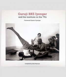 Guruji BKS Iyengar and his institute in the '70s