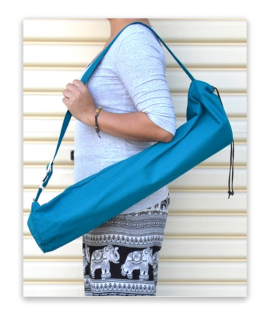 Yoga Mat Bag - organic cotton
