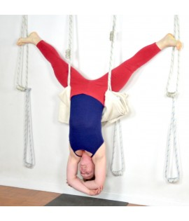 4 Yoga Wall Ropes
