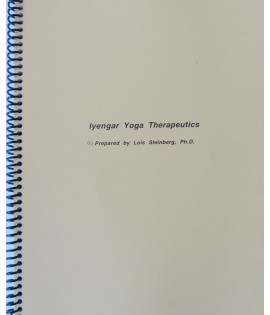 Iyengar Yoga Therapeutics - Out of stock until late Jan