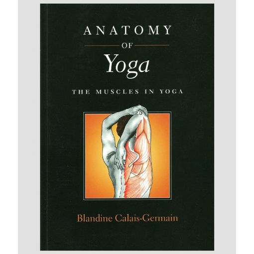 Anatomy of Yoga Front cover