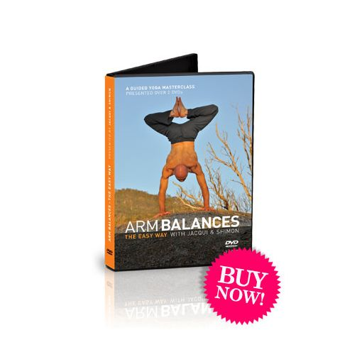 Arm Balances The Easy Way