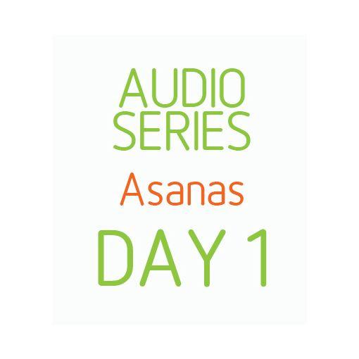 Home Practice Audio Series Day 1 Standing Asanas