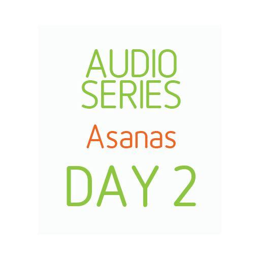 Home Practice Audio Series Part 2 Twisting Asanas