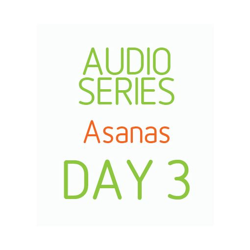 Home Practice Audio Series Day 3 Forward Bends