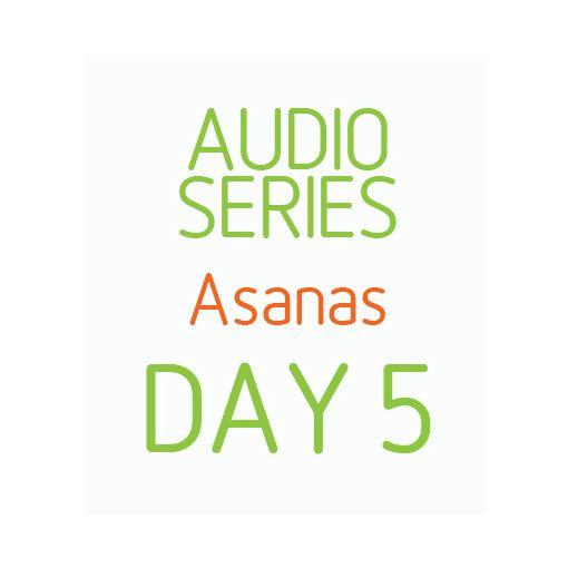 Home Practice Audio Series day 5 Balance Asanas