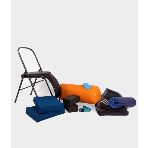 Home Studio Yoga Kit