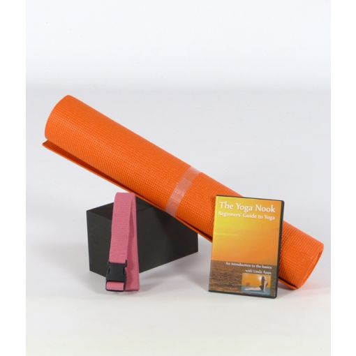 Introductory Yoga Kit with DVD