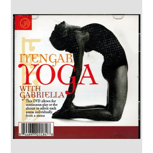 Iyengar Yoga with Gabriella DVD