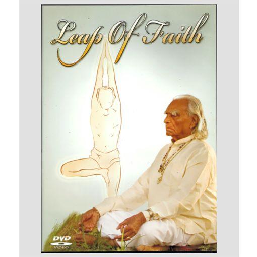 Leap of Faith DVD Cover
