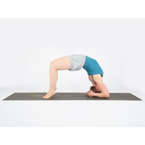 Studio Yoga Mat 6mm charcoal/grey
