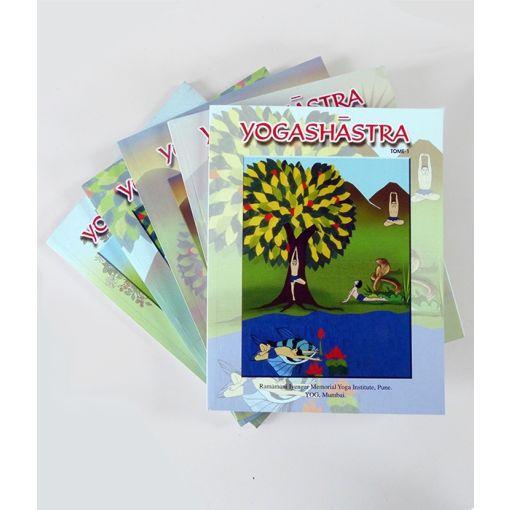 Yogashastra - Tome 1-5 set of books